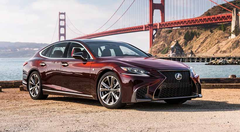 Autos más confiables 2018 de J.D. Power; Lexus y Buick a