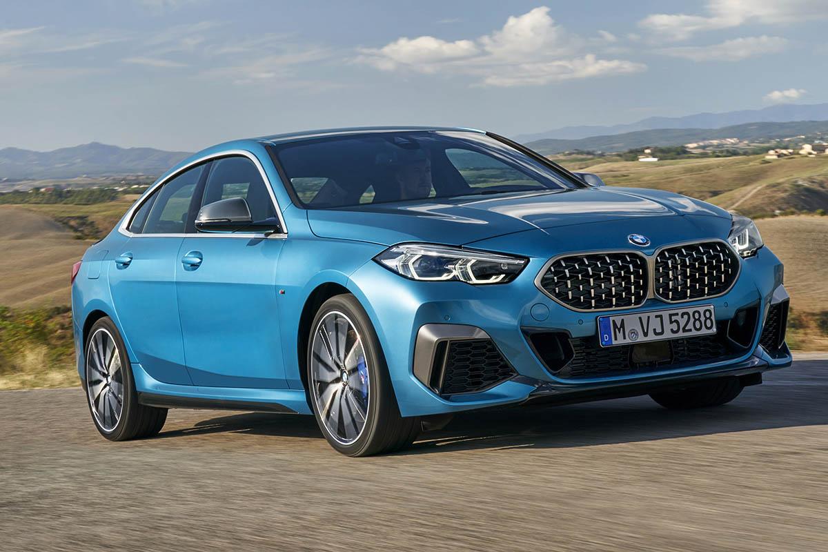 BMW Serie 2 Gran Coupé 2020: un sedán de lujo que brilla con luz propia